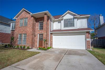Tomball Single Family Home For Sale: 13506 Country Lane