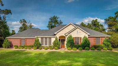Montgomery Single Family Home For Sale: 422 Trace Way Drive