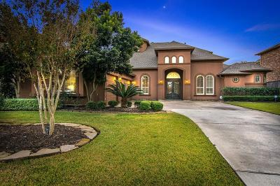 Spring Single Family Home For Sale: 7619 N Ikes Tree Drive