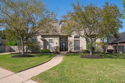 Friendswood Single Family Home For Sale: 2917 Palmer Drive