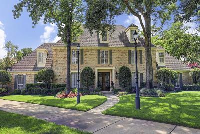 Harris County Single Family Home For Sale: 11615 Habersham Lane