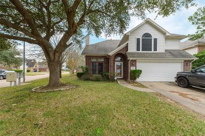 Katy Single Family Home For Sale: 18307 N Willow Bluff Road