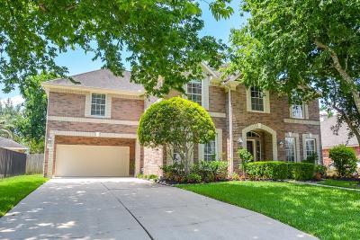 Sugar Land Single Family Home For Sale: 8414 Big Bend Drive