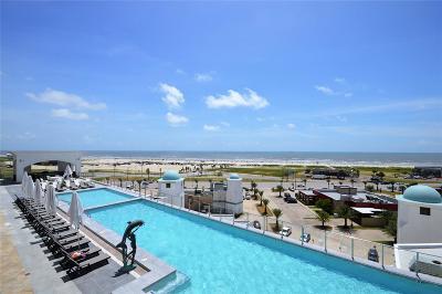 Galveston Mid/High-Rise For Sale: 500 Seawall Boulevard #712
