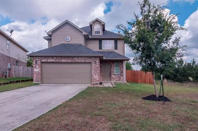 Conroe Single Family Home For Sale: 3 Summer View Court