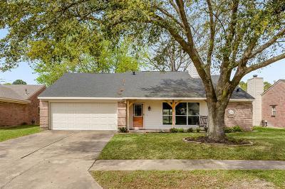 Houston Single Family Home For Sale: 13406 Harpers Bridge Drive