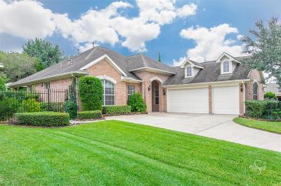 Katy Single Family Home For Sale: 25002 Cinco Manor Lane