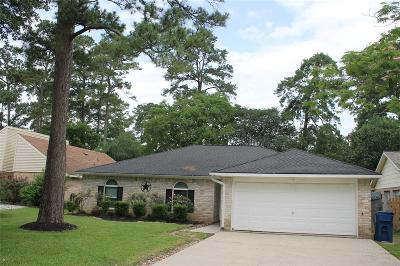 Tomball Single Family Home For Sale: 8310 Amurwood Drive
