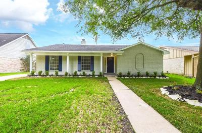 Fort Bend County Single Family Home For Sale: 11719 Solano Court