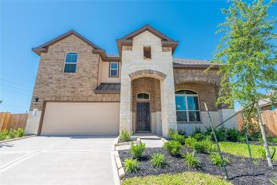 Katy Single Family Home For Sale: 3214 Francisco Bay Place