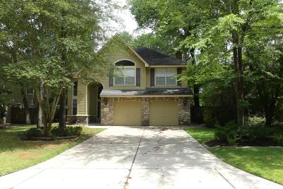 The Woodlands Single Family Home For Sale: 134 W Greywing Circle