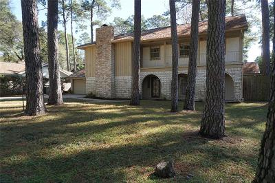 Spring Single Family Home For Sale: 8119 Oak Moss Drive