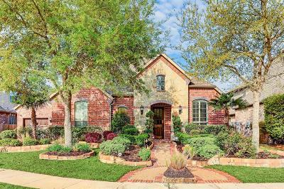 Sugar Land Single Family Home For Sale: 1222 Pelham Place