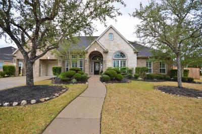 League City Single Family Home For Sale: 5220 Pilgrim Oaks Lane