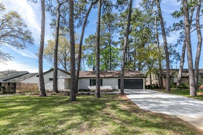 Houston Single Family Home For Sale: 827 Saint Francis Lane