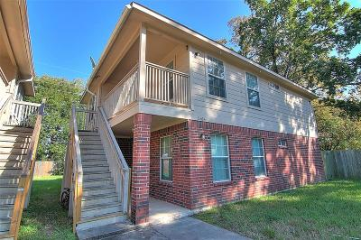 Houston Multi Family Home For Sale: 5614 Teague Road