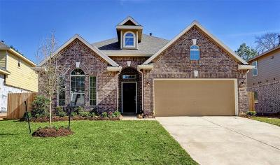 Montgomery County Single Family Home For Sale: 18657 Legend Oaks Drive