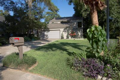 Conroe Single Family Home For Sale: 116 April Wind Court