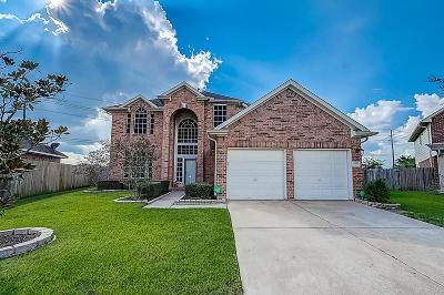 Katy Single Family Home For Sale: 5557 Dapplewood Lane