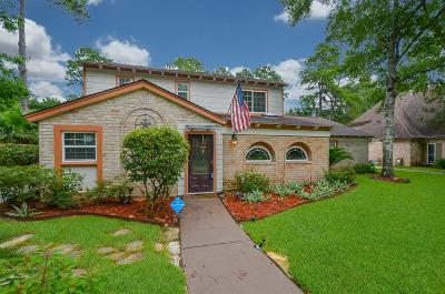 Houston Single Family Home For Sale: 10530 Normont Drive