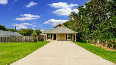 Galveston County Single Family Home For Sale: 2512 8th Avenue N
