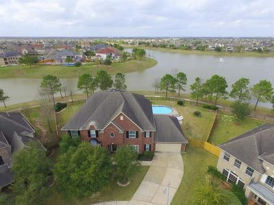 Pearland Single Family Home For Sale: 12113 Galleon Point Drive