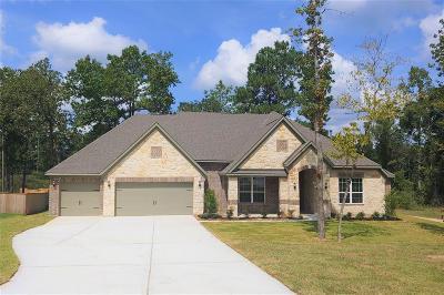 Magnolia Single Family Home For Sale: 155 Magnolia Reserve Loop