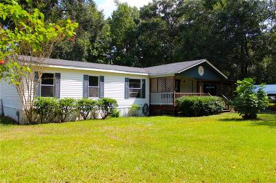 Single Family Home For Sale: 147 County Road 3793