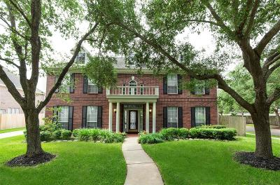 Sugar Land Single Family Home For Sale: 1402 Meadow Bay Court