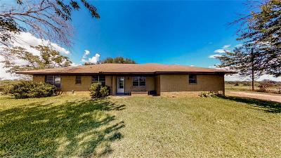Bellville Single Family Home For Sale: 8405 Fm 1456