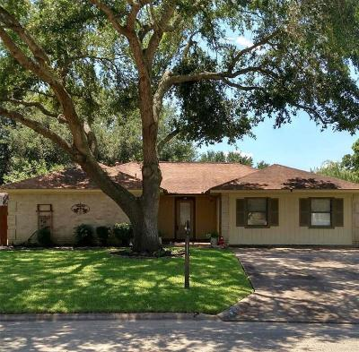 Rosenberg Single Family Home For Sale: 1920 Klauke