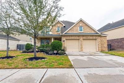 Richmond Single Family Home For Sale: 3803 Windmill Creek Drive