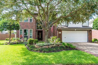 Pasadena Single Family Home For Sale: 4527 Bandera Run Court