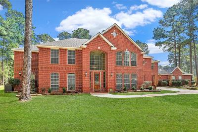 Magnolia Single Family Home For Sale: 15019 Timbershire Court