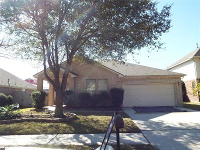 Tomball Single Family Home For Sale: 19231 Twin Buttes Drive