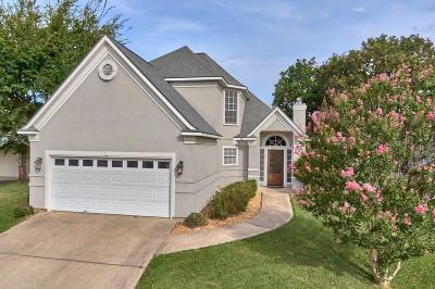 Walker County Single Family Home For Sale: 1508 W Lake Shores Circle