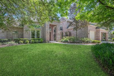 The Woodlands TX Single Family Home For Sale: $1,180,000