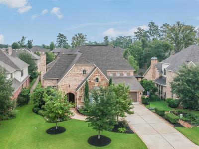 The Woodlands Single Family Home For Sale: 130 E Cove View