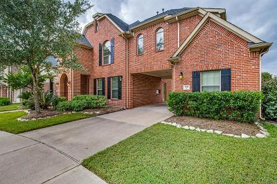 Richmond Single Family Home For Sale: 7410 Lavaerton Wood Lane