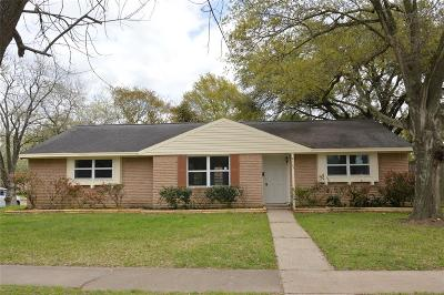 Houston Single Family Home For Sale: 8103 Bonhomme Road