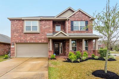 Rosharon Single Family Home For Sale: 5202 Kendall Glen Court