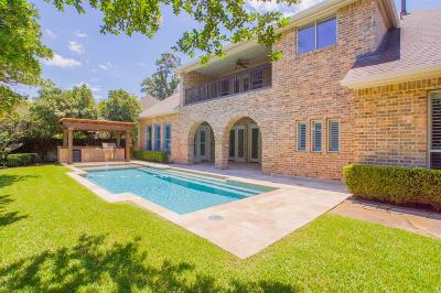 Conroe, Spring, The Woodlands Single Family Home For Sale: 6 W Monteagle Circle