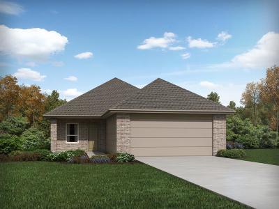 Willis Single Family Home For Sale: 15194 Crockett Road