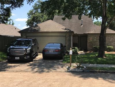 Sugar Land Single Family Home For Sale: 2022 Highland Hills Drive