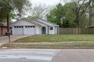 Houston TX Single Family Home For Sale: $119,500