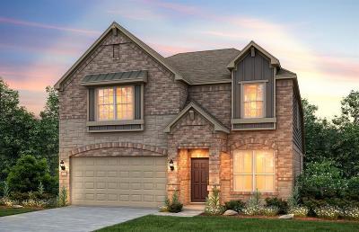 Katy Single Family Home For Sale: 5218 Ivory Glass Drive