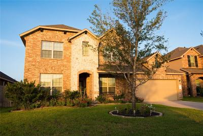 Katy Single Family Home For Sale: 4318 Treccia Court