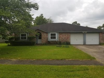 Webster Single Family Home For Sale: 2907 Heritage House Drive