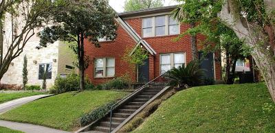Houston Multi Family Home For Sale: 708 Stanford Street