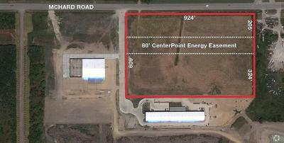 Houston Residential Lots & Land For Sale: 6820 McHard Road